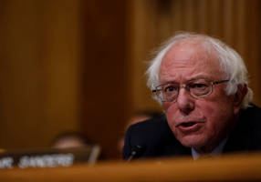Bernie Sanders to Bloomberg: 'Sorry, you ain't going to buy this election'