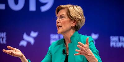 Elizabeth Warren puts more billionaires on blast, reportedly purchasing CNBC ad time to further push her wealth tax