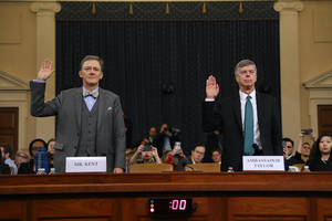5 Key Moments From Trump Impeachment Inquiry Hearing Day 1 (Video)