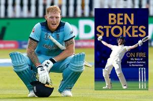 england's ben stokes addresses cricket world cup final conspiracy theory in new book