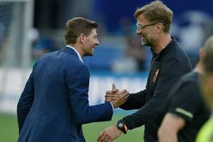 robbie fowler admits he doesn't want steven gerrard to become liverpool manager