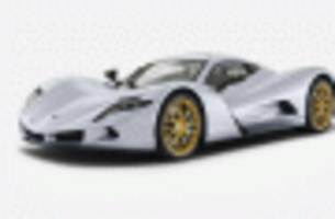 2,000-plus-hp aspark owl electric hypercar revealed in production guise