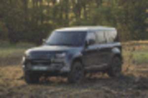 2020 land rover defender to join fleet of aston martins in new bond movie