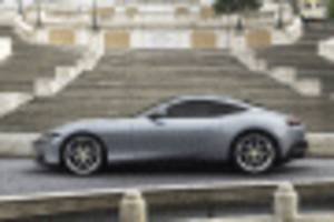 ferrari's mystery coupe revealed as the roma