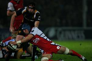 former gloucester rugby forward leaves wasps for rfu role with england under-18s