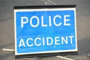 M5 traffic live: Five mile tailbacks after crash