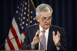 fed chair powell: negative interest rates 'would certainly not be appropriate'