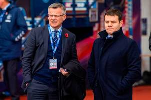 rangers have a massive transfer disadvantage and every other team knows it - hotline