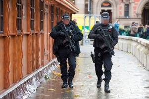 Foreign Office issues terrorism warnings as millions flock to Christmas markets across Europe