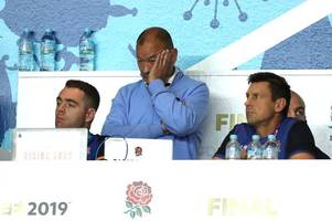 rugby morning headlines as eddie jones reveals where he went wrong for rugby world cup final as wales star welcomes new arrival