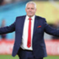 Rugby: Warren Gatland on why South Africa World Cup win makes Lions tour even bigger