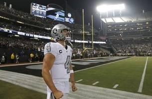 Raiders seek to avoid letdown vs. winless Bengals