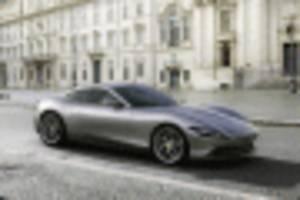 ferrari roma, ford mustang mach-e, the last saab: today's car news
