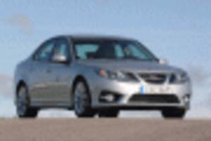 the last production saab sells for $47,850