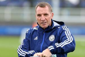 'Maybe I do look funny' - Brendan Rodgers on lightening the mood and international break plans