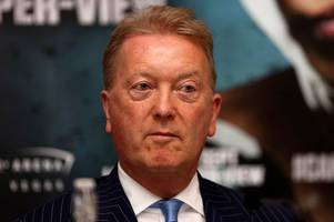 Frank Warren's title-laden show could be start of something big for Birmingham