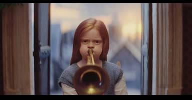 little girl who stars in john lewis christmas advert 2019 alongside excitable edgar revealed