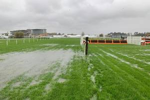 cheltenham races off - day one of november meet abandoned due to weather