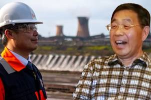 who is li ganpo the new owner of british steel and chairman of the jingye group?