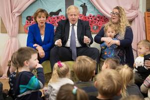 Boris Johnson makes 'just add water' quip over Brexit deal while future of Somerset flood prevention remains uncertain