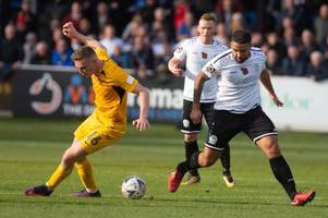 dover athletic midfielder jai reason hopes whites can build momentum in national league following fa cup victory over southend united