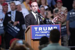 emails show stephen miller directed breitbart to attack marco rubio campaign, shared reports from anti-immigrant think tank