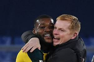 Olivier Ntcham reveals Celtic boss Neil Lennon's three crucial instructions behind glory Lazio moment