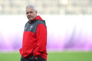 Warren Gatland 'had suspicions Wales player may have been doping'