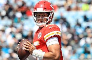 chiefs' mahomes is among nominees for nfl's sportsmanship award
