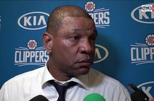doc rivers reflects on loss in new orleans | clippers live