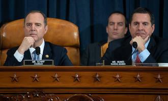 watch day 2 of trump impeachment hearings via livestream (video)