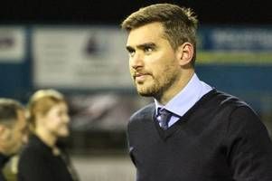 former lincoln city trio set for new manager after grimsby town part with michael jolley