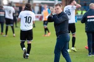 dover athletic manager andy hessenthaler calls on side to maintain 'great standard' set against southend united in trip to yeovil town