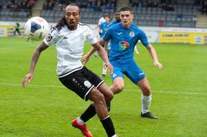 dover athletic without at least six players for national league clash against yeovil town