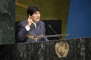 Did US oust Morales for Bolivia's lithium reserves?