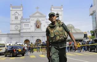 security is the key issue as terror-hit sri lanka votes for a new president