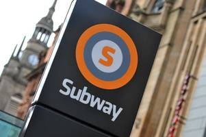 glasgow commuters left stranded after broken down vehicle causes chaos on subway