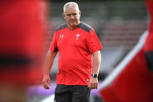 WRU hold talks with Warren Gatland over doping suspicion comments