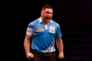 Gary Anderson told he has to 'deal with' Gerwyn Price antics in fiery rematch