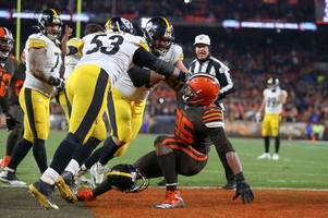 maurkice pouncey 'blacked out' in myles garrett fight after 'nearly killing' team-mate