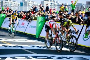 Tour de France Shanghai Criterium 2019 successfully held, reflecting growing interest in international sports events in China