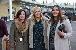 cheltenham races picture gallery: can you see yourself or your friends at november meeting?