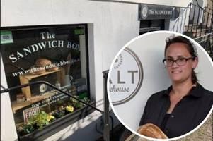 Raiders target Cheltenham sandwich shop as £3k cash theft threatens staff Christmas party