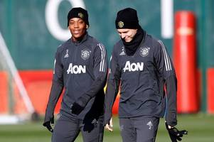 manchester united problem revealed - and it will encourage aston villa