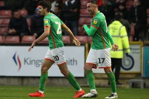 leyton orient 0 scunthorpe united 2 alex gilliead and lee novak give iron first away win since january