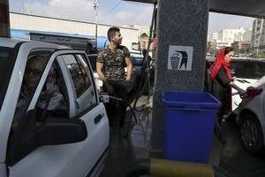 petrol price hike sparks protests across iran