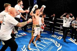 lee mcgregor edges kash farooq to unify titles in controversial all-scottish thriller