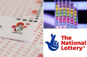 National Lottery results: Your Lotto winning numbers for Saturday November 16