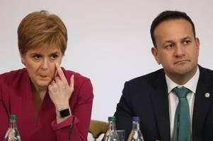 nicola sturgeon visits scotland's pro-brexit areas in bid to kick out tories