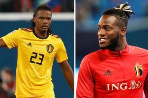 Michy Batshuayi's brilliant response after Dedryck Boyata shirt mix-up